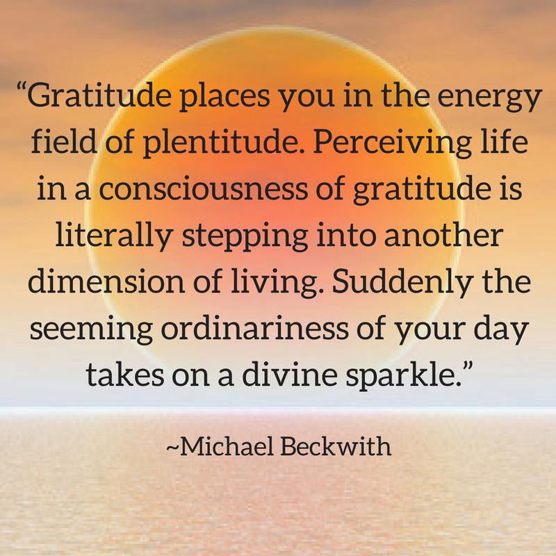 Gratitude.Prosperity