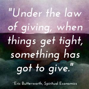 Giving.Prosperity