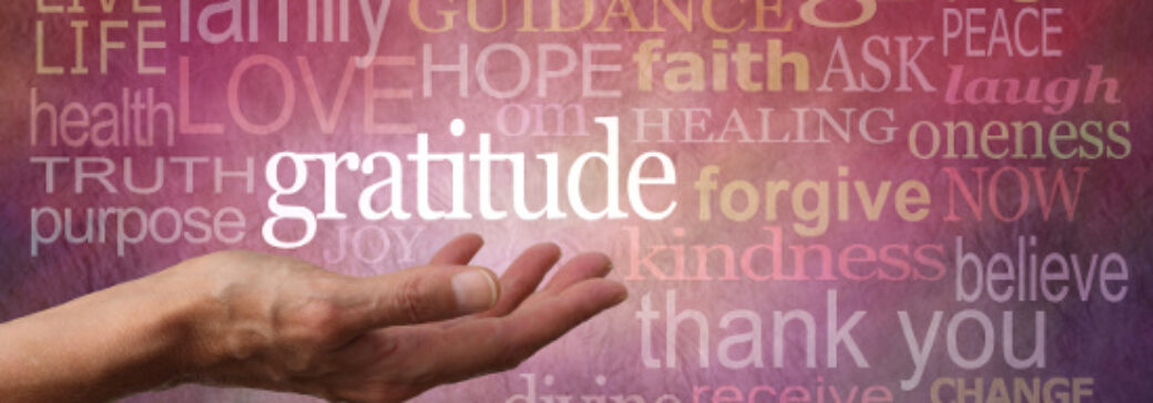 Gratitude Is A State Of Generosity